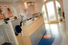 Watford Dentist Reception at Novocare Dental