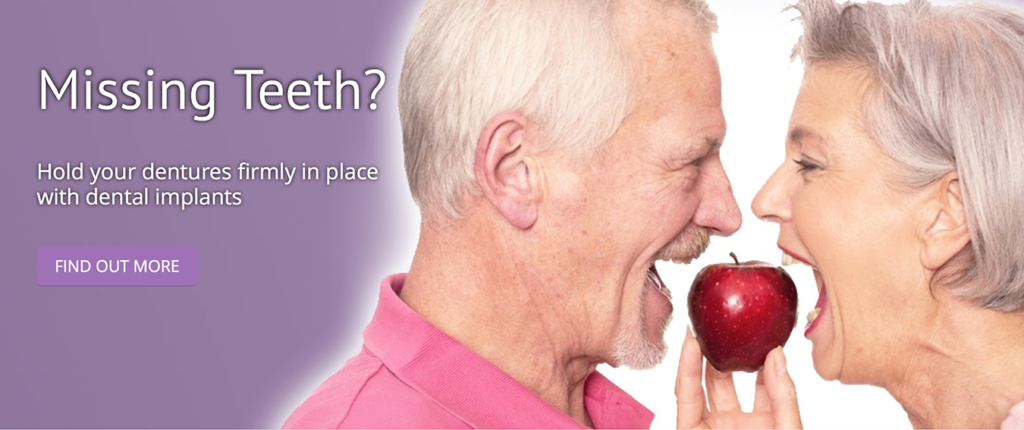 Missing Teeth - Novocare Dental Watford